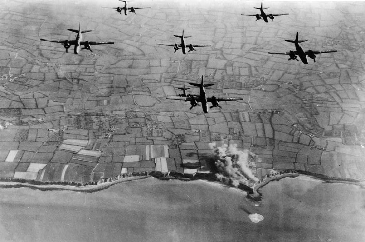 D Day and the Air Campaign