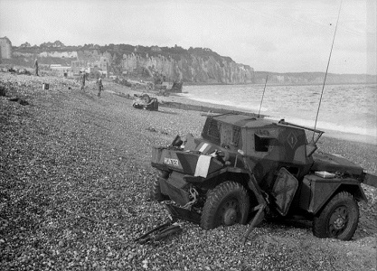 Operation Jubliee: Dieppe Raid