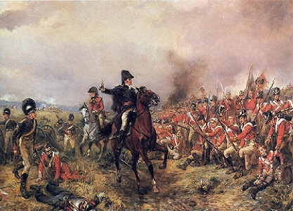 MHT Battle of Waterloo