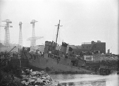 Operation Chariot: St Nazaire Raid Tour