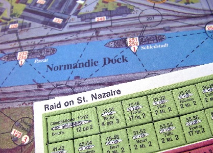 St Nazaire Raid Operation Chariot Trip