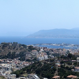 Straits of Messina