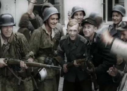 Warsaw Uprising 1944
