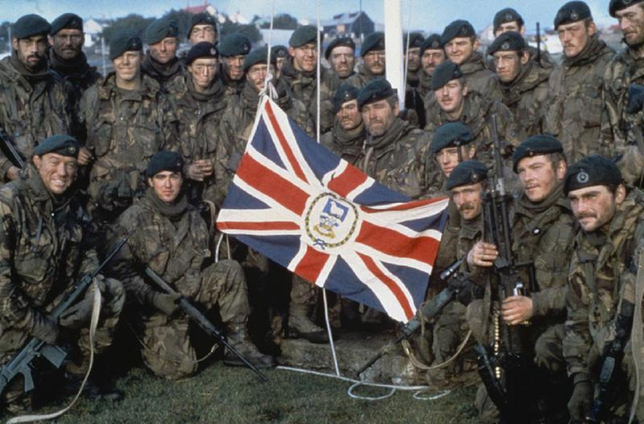 Falklands War Military History Tours